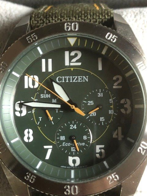 Citizen - Eco Drive Military Sport Watch - No Reserve  Price - Heren - 2011-heden