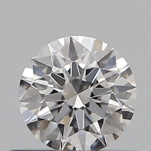 1 pcs Diamante - 0.40 ct - Brilhante - D (incolor) - VVS2, ***no reserve***