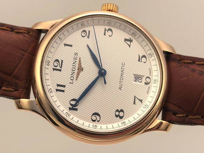 Longines - Master Collection ref L26288 - Heren - 1990-1999