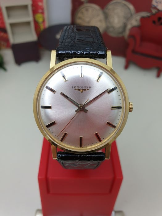 Longines - 18k Gold - 7785 2 - Homme - 1960-1969