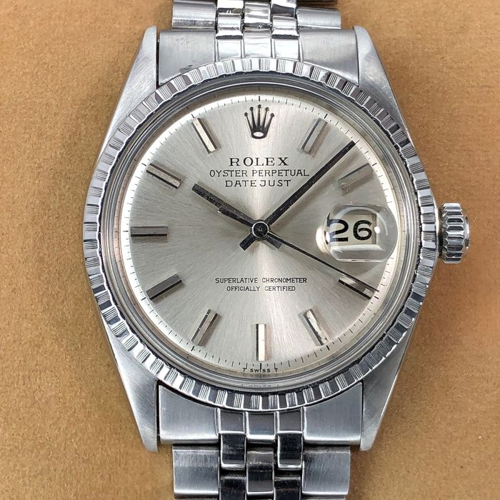 Rolex - Datejust - 1603 - Men - 1960-1969