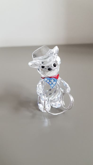 Swarovski - Kris Bear - Johnny USA - Cristal