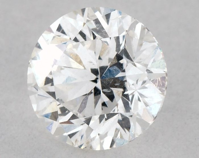 1 pcs Diamant - 0.31 ct - Rond - F - SI1, IGI - GD/VG/VG - Low Reserve Price