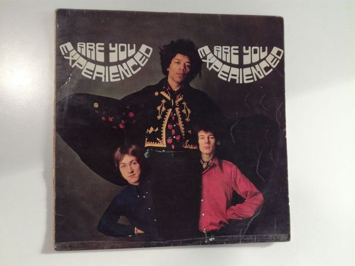 Jimi Hendrix Experience - Are You Experience - LP Album - 1967/1967