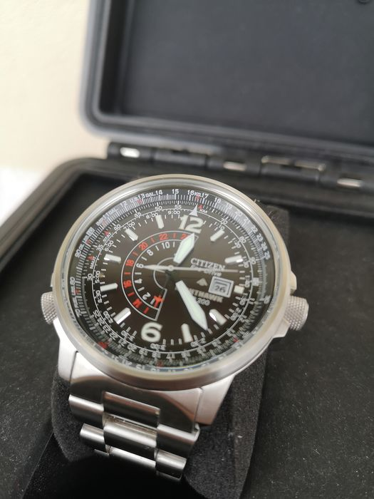 Citizen - Nighthawk Promaster  Eco-drive - BJ7000-52E - Heren - 2011-heden