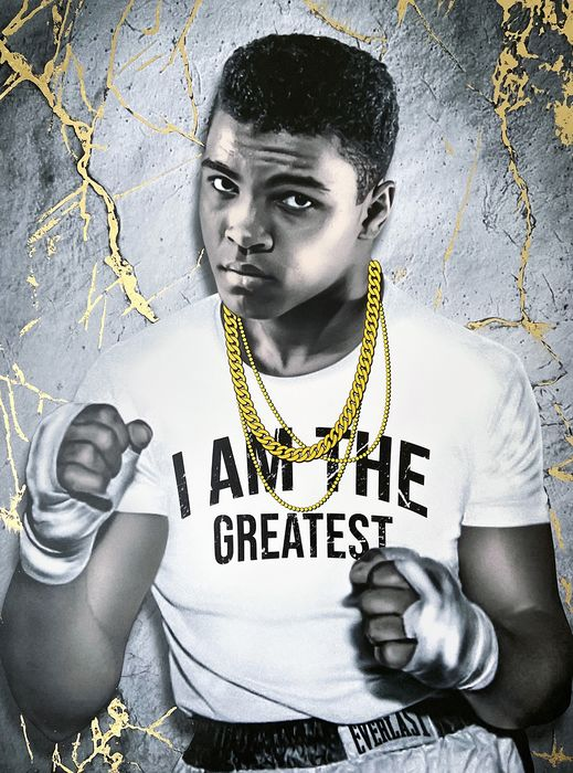 """Mr Sly - Ali """"The Greatest"""""""