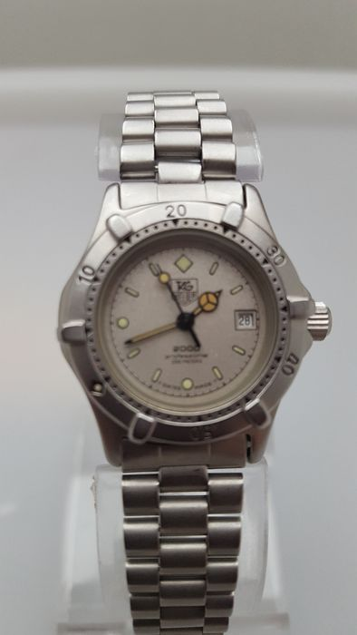 TAG Heuer - 2000 Series Professional - 962.208 - Dames - 1990-1999