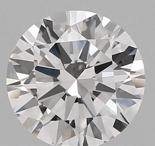 Diamante - 1.21 ct - Brillante, Certificato GIA - F - SI2