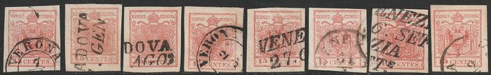 Lot 34144691 - Italian Stamps  -  Catawiki B.V. Weekly auction - Note the closing date of each lot