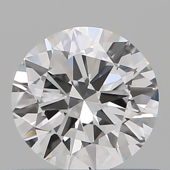 Diamond - 0.50 ct - Brilliant - E - IF (flawless)