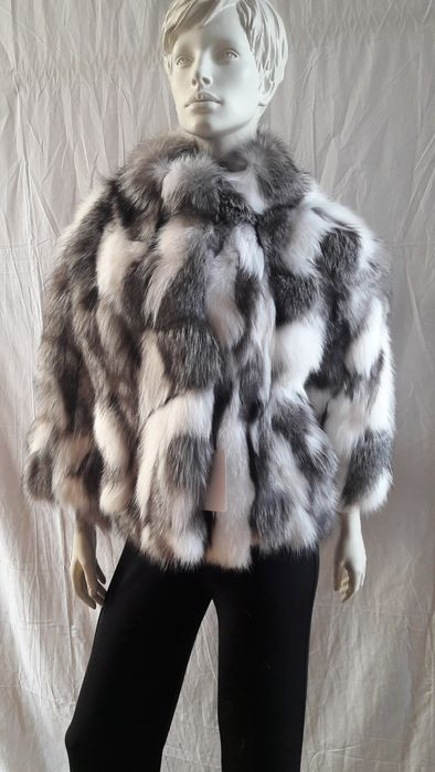 Artisan Furrier - Fox fur - Jacket - Made in: Italy