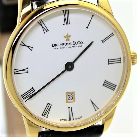 """Dreyfuss & Co. - Swiss Made """"NO RESERVE PRICE"""" - Homme - 2011-aujourd'hui"""