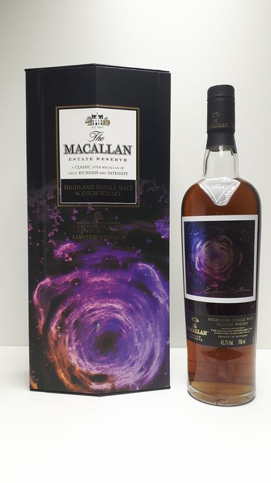 Macallan Estate Reserve Ernie Button Masters of Photography - Original bottling - 700 ml