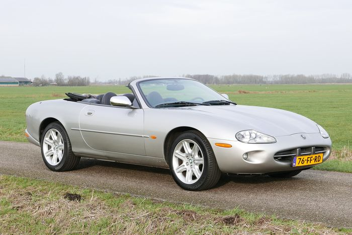 Jaguar - XK8 4.0 V8 Convertible - 1999