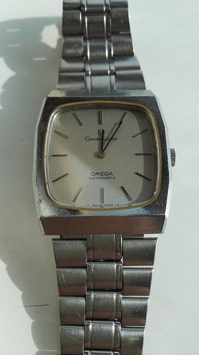 """Omega - Constellation - """"NO RESERVE PRICE"""" - Hombre - 1980-1989"""