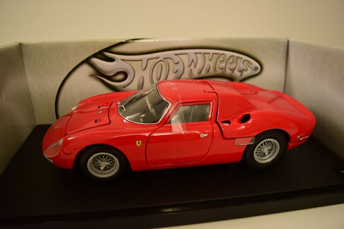 Hot Wheels 1 18 Ferrari 250 Lm Le Mans Catawiki