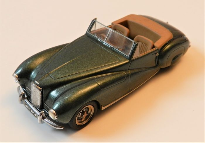 Provence Moulage - 1:43 - 1949 - Aston Martin DB 1 Roadster