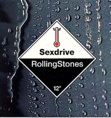 """Rolling Stones - 5 x 12 inch releases - Multiple titles - Maxi Single 12"""" - 1991/1994"""