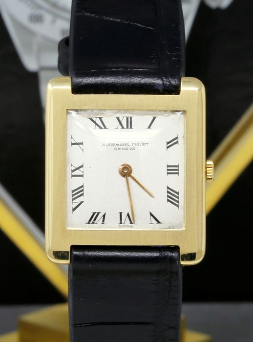 Audemars Piguet - Vintage Yellow Gold 18kt Top Condition - Unisex - 1960-1969