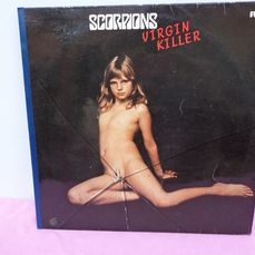 Scorpions Virgin Killer - Virgin Killer - Álbum LP - 1976/1976