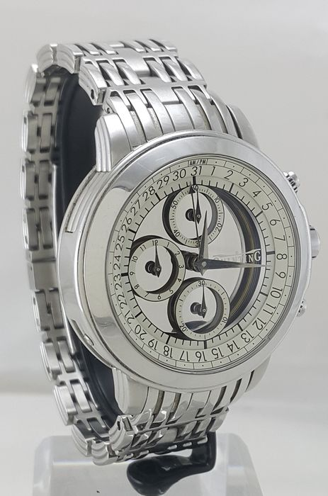 Quinting - Mysterious Chronograph - QWGG6 - Homme - 2011-aujourd'hui