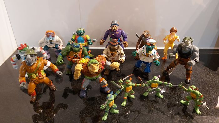 Mirage Studios - Teenage Mutant Ninja Turtles - Figura - 1980-1989