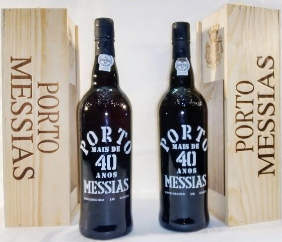 Messias 40 years old Tawny - 2 Bottles (0.75L)