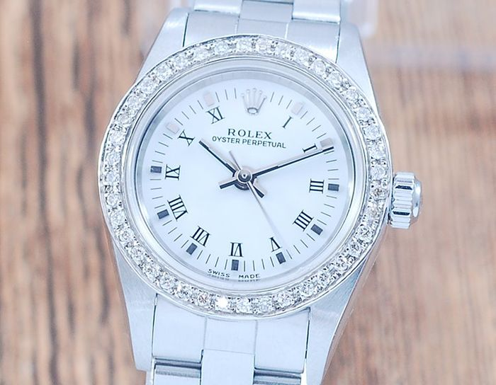 Rolex - Oyster Perpetual - 76094 - Donna - 2000-2010