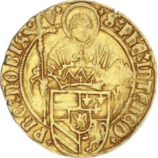 Bélgica - Amberes - 1 Florin d'or (philippus gulden) Charles V 1506-1555 - Oro
