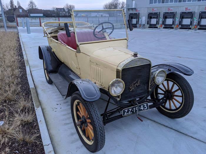 Ford - Model T -  NO RESERVE - 1924