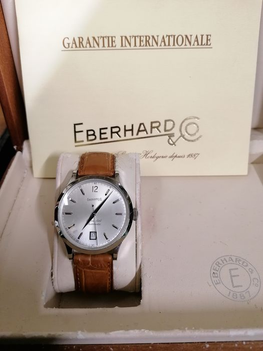 Eberhard & Co. - Extra fort automatique - Hombre - 2000 - 2010