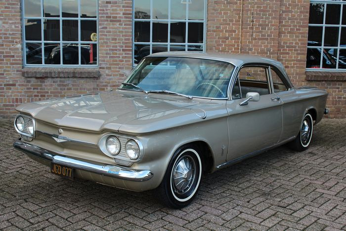 Chevrolet - Corvair Coupe - 1961