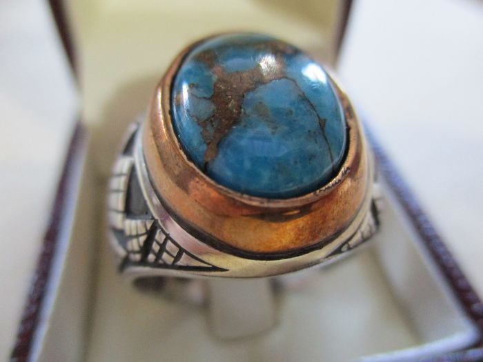 Ring - Sterling silver 925 - Nepal - 21st century