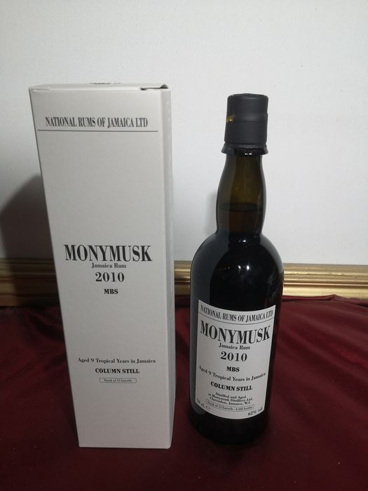 Monymusk 2010 9 years old - MBS - b. 2019 - 70 cl
