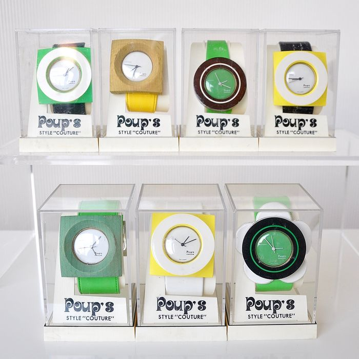 Poup's - Watches (7) - Style Couture