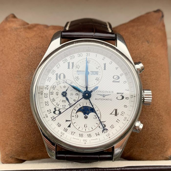 Longines - Master Collection - L2.773.4.78.3 - Heren - 2011-heden