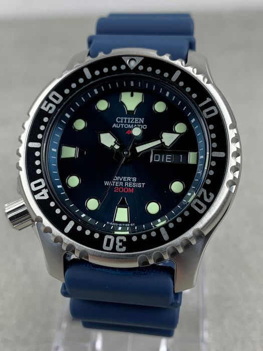 Citizen - Automatic Diver's - NY0040-17LE - Heren - 2011-heden