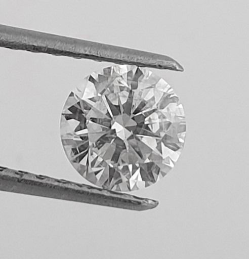 Diamond - 1.01 ct - Brilliant - I - SI2