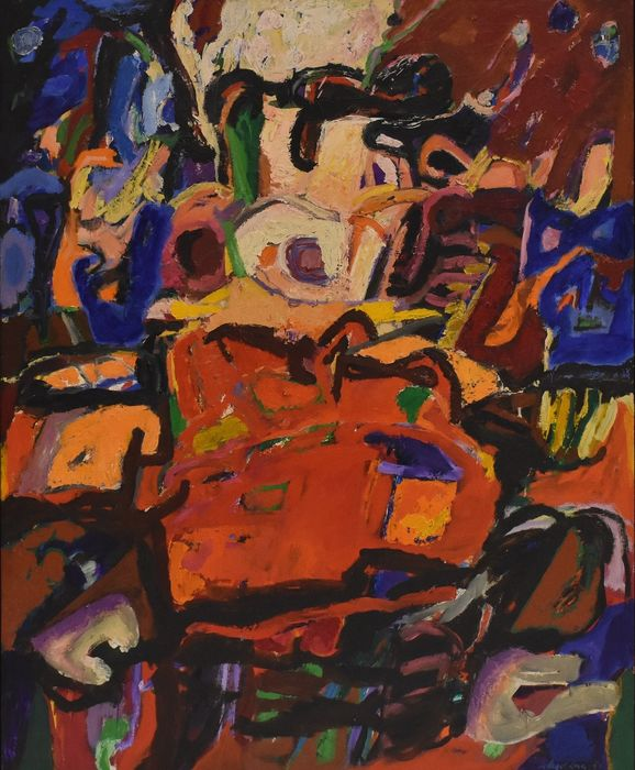 Ad Snijders (1929-2010) - Abstract zt
