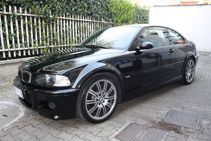 BMW - M3 COUPE' SMG 343 CV - 2005