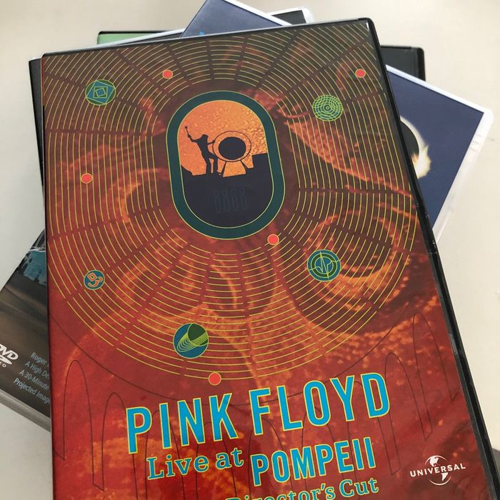 Pink Floyd & Related, Roger Waters - Lot of 7 DVD's many of them deleted - Différents titres - DVD - 2000/2007