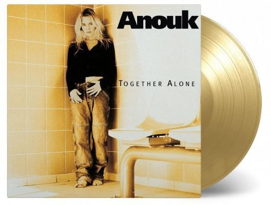 Anouk - Lot of 3 hard to find deleted coloured vinyl LPs - Múltiples títulos - LP - 2016/2016