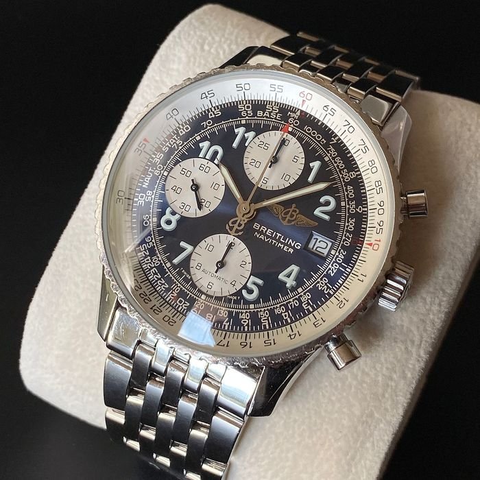 Breitling - Old Navitimer Chronograph - Ref. A13322 - Unisex - 1990-1999