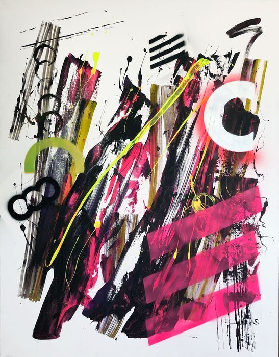 Dimitri Jelezky - Abstraction with objects 109
