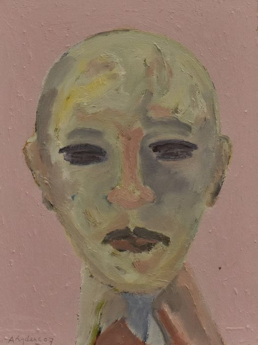Ad Snijders (1929-2010) - Portret