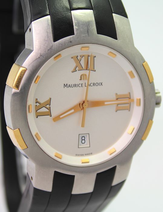 Maurice Lacroix - ' NO RESERVE PRICE'  Swiss Made - Boxed - Heren - 2011-heden