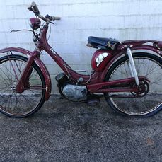 Innocenti - Lambrettino - NO RESERVE - 50 cc - 1958