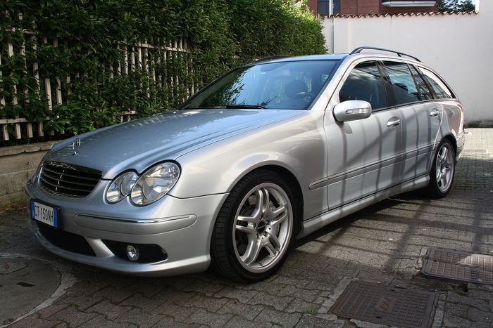 Mercedes-Benz - C 55 AMG V8 SW SPECIAL EDITION - 2005