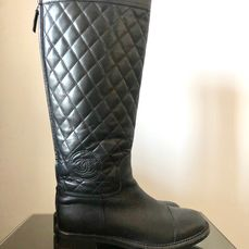 Chanel Boots - Size: FR 38.5 - Catawiki