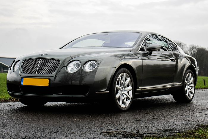Bentley - Continental GT 6.0 W12 - 2005